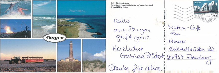 Post aus Skagen